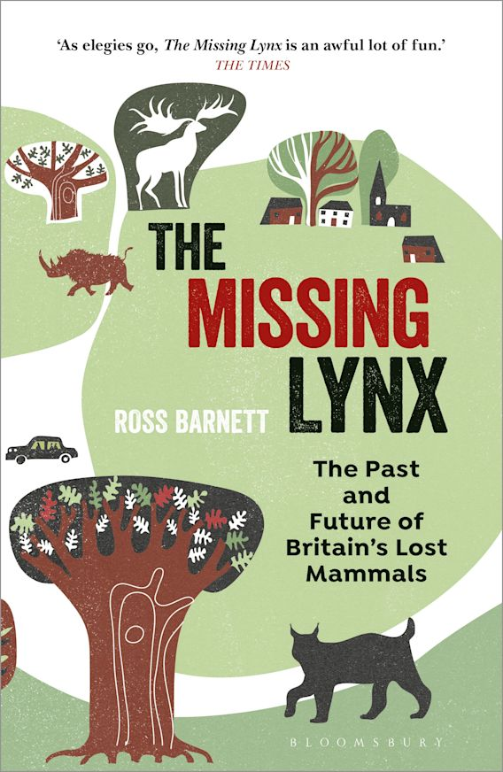 The Missing Lynx cover