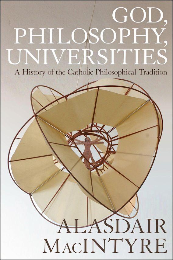 God, Philosophy, Universities cover
