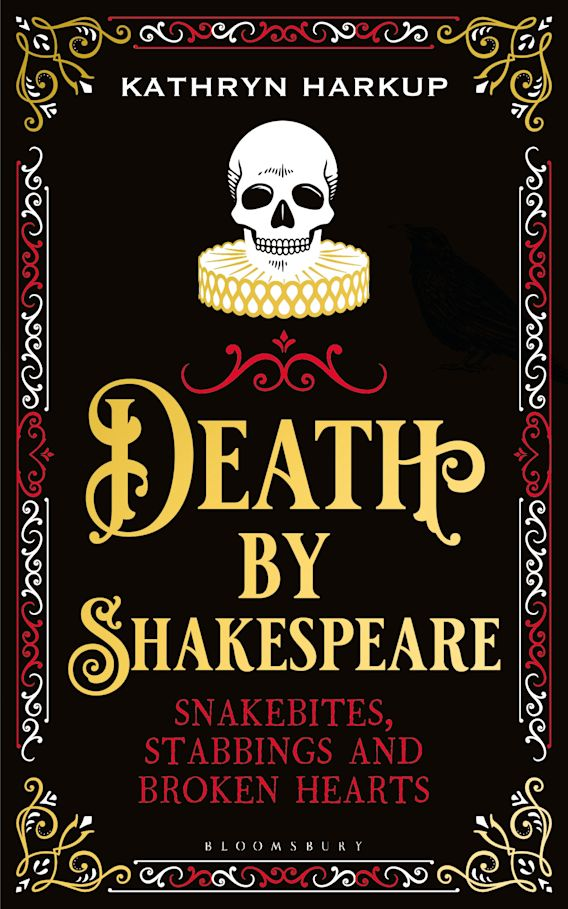 Death By Shakespeare cover