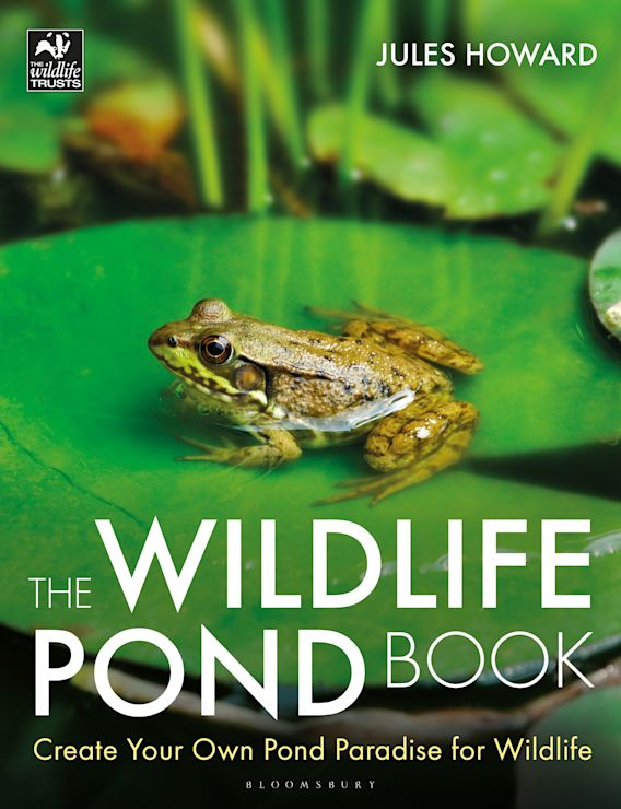 The Wildlife Pond Book cover