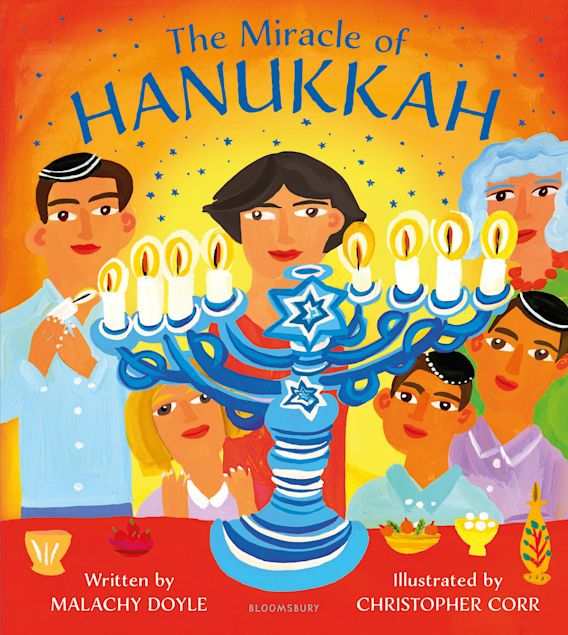 The Miracle of Hanukkah cover