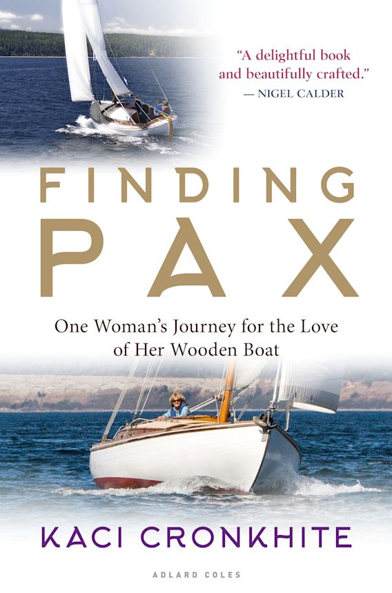 Finding Pax cover