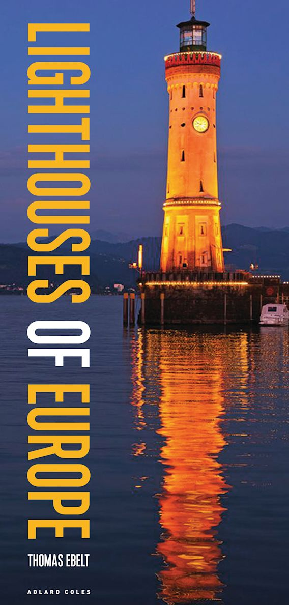 Lighthouses of Europe cover