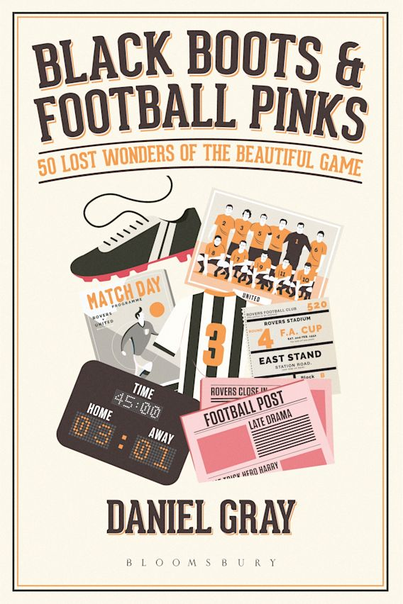 Black Boots and Football Pinks cover