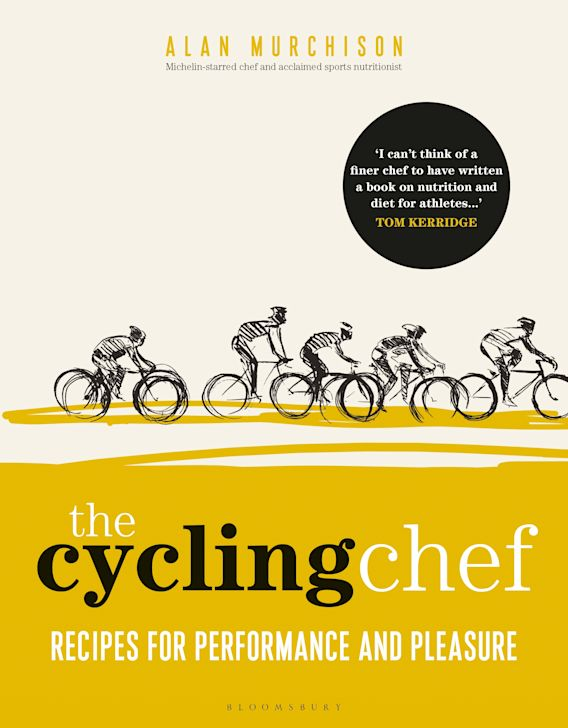 The Cycling Chef cover