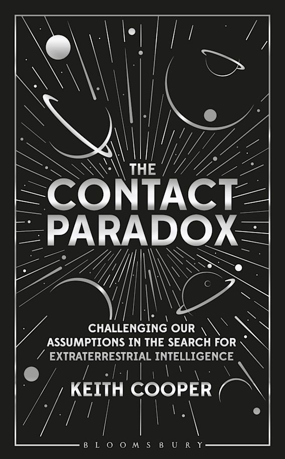 The Contact Paradox cover