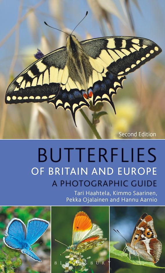 Butterflies of Britain and Europe cover