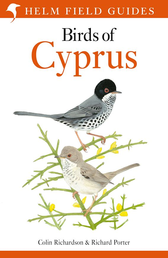 Birds of Cyprus cover