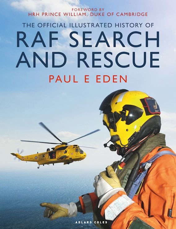 The Official Illustrated History of RAF Search and Rescue cover