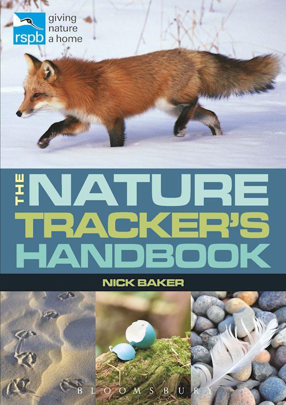 RSPB Nature Tracker's Handbook cover