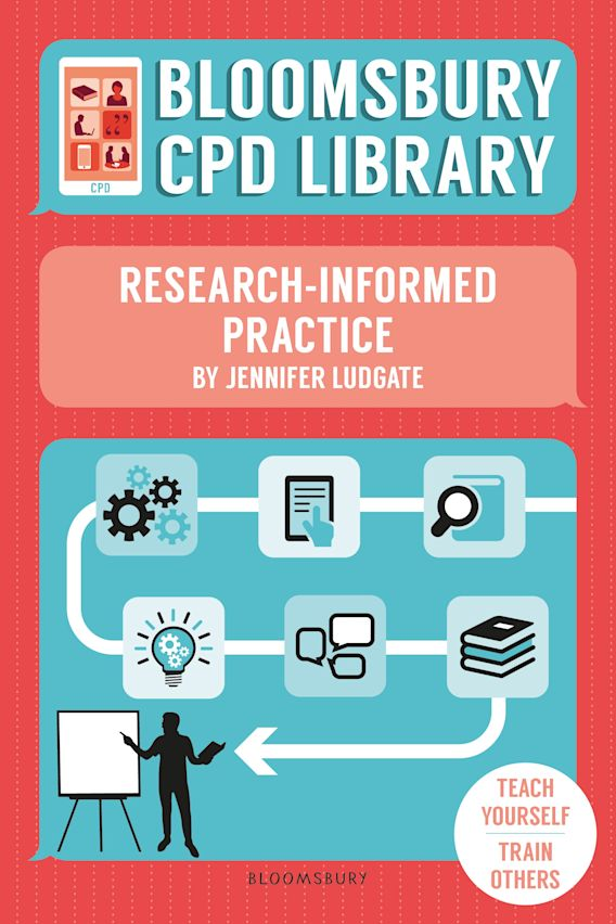 Bloomsbury CPD Library: Research-Informed Practice cover