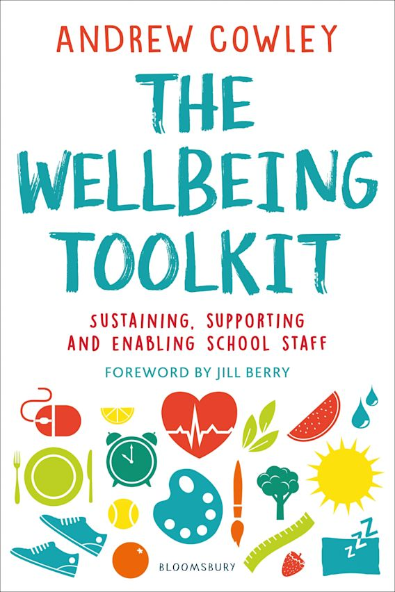The Wellbeing Toolkit cover