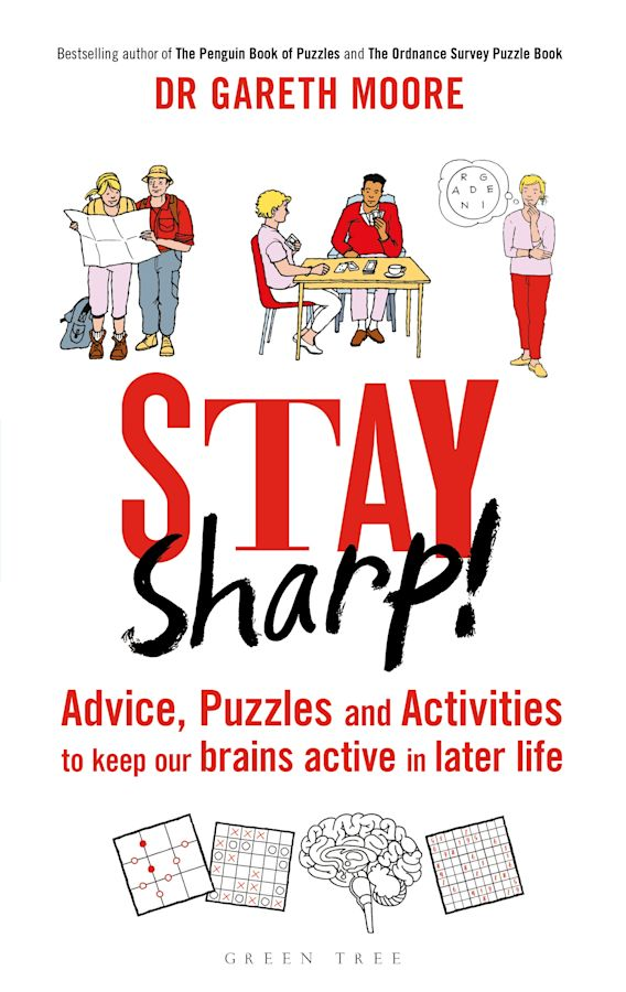 Stay Sharp! cover