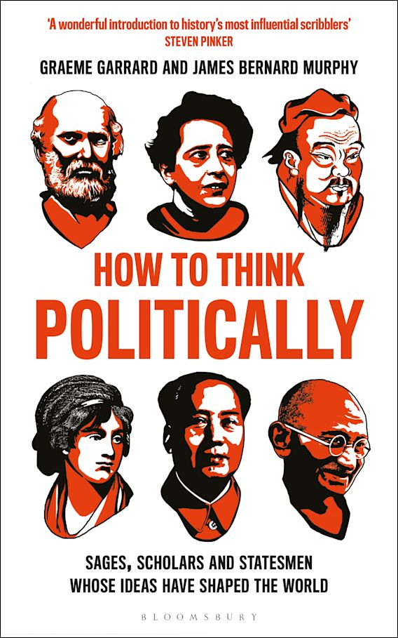How to Think Politically cover