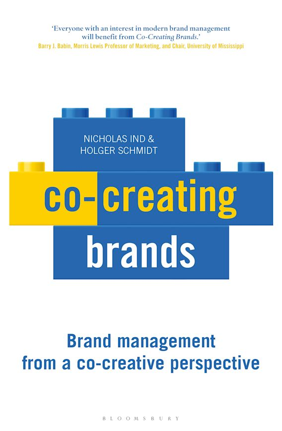 Co-creating Brands cover