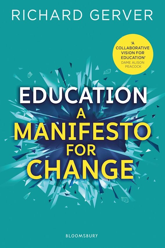 Education: A Manifesto for Change cover