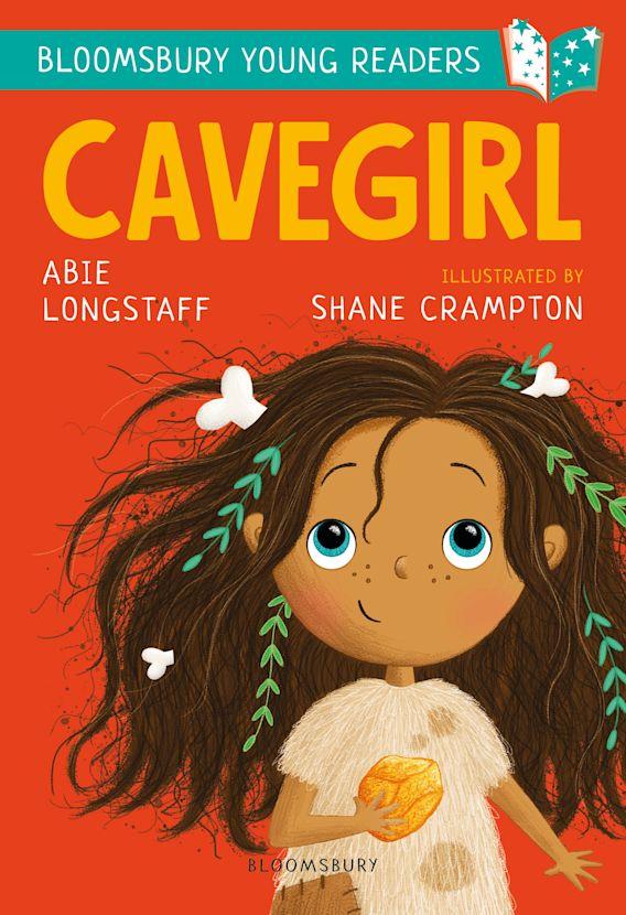 Cavegirl: A Bloomsbury Young Reader cover