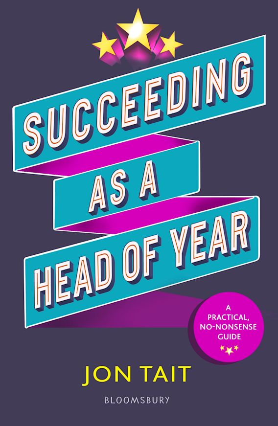 Succeeding as a Head of Year cover