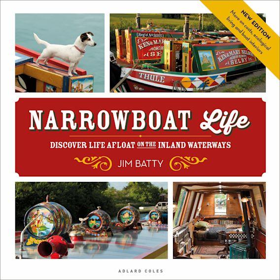 Narrowboat Life cover