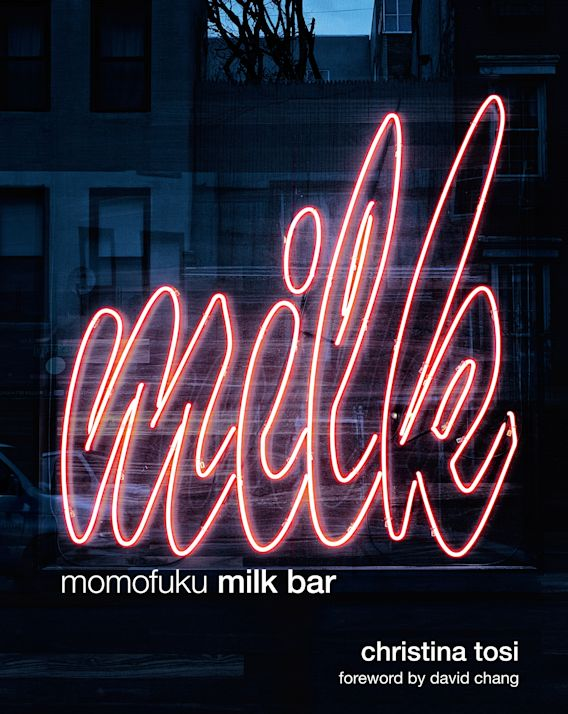 Momofuku Milk Bar cover
