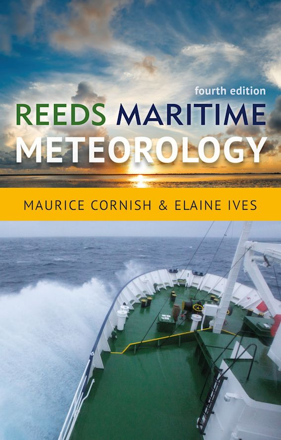 Reeds Maritime Meteorology cover