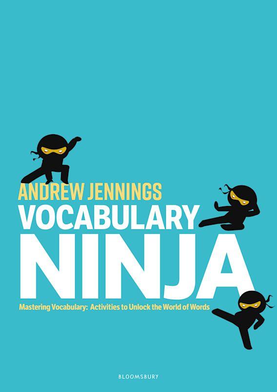 Vocabulary Ninja cover