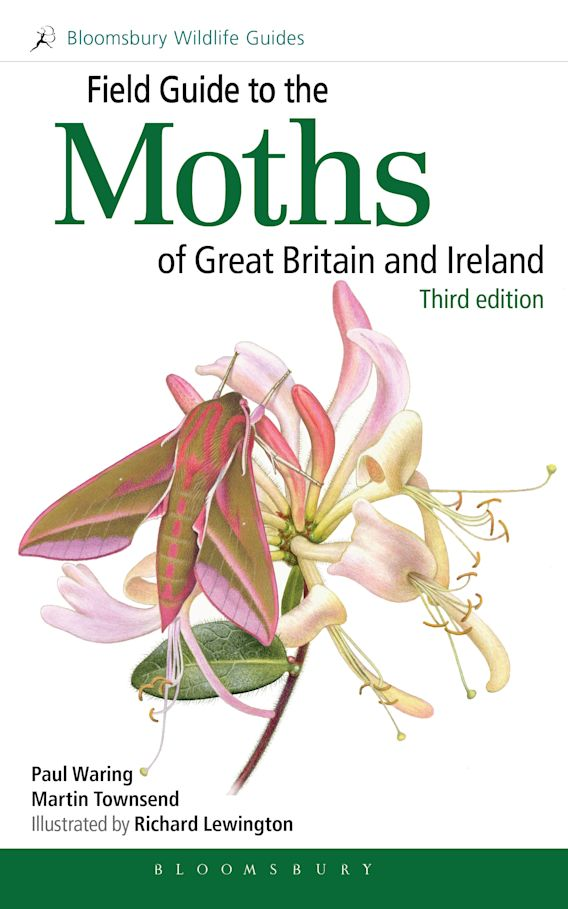 Field Guide to the Moths of Great Britain and Ireland cover