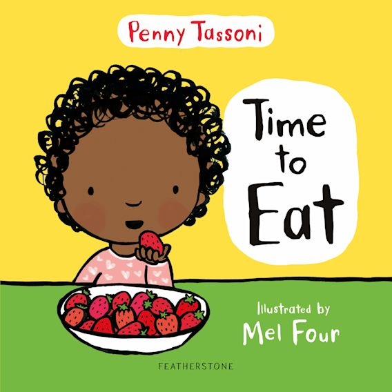 Time to Eat cover