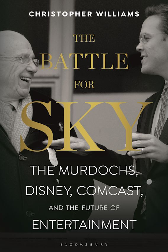 The Battle for Sky cover