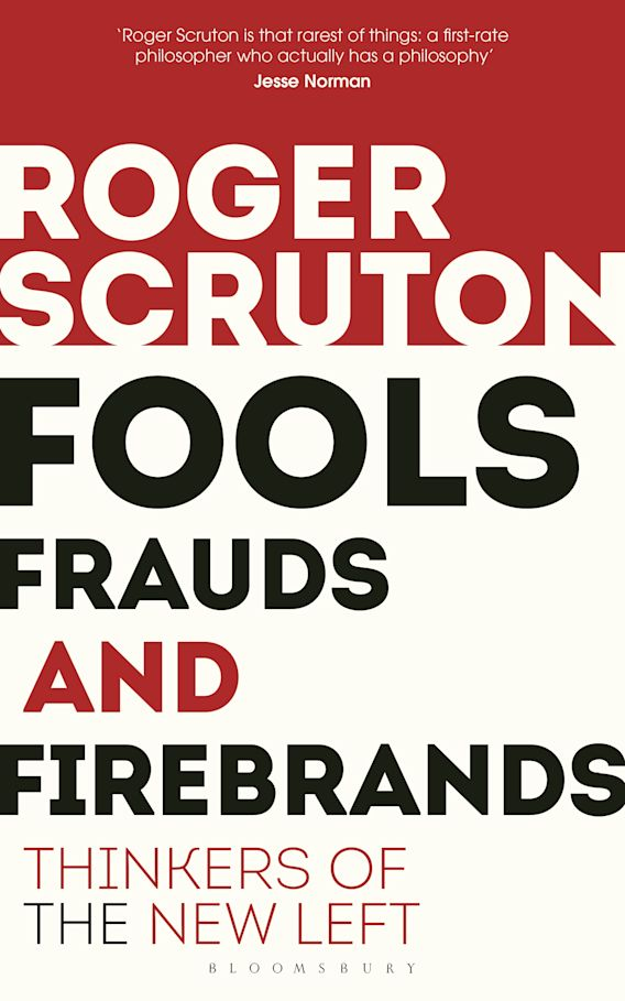 Fools, Frauds and Firebrands cover