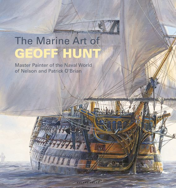 The Marine Art of Geoff Hunt cover