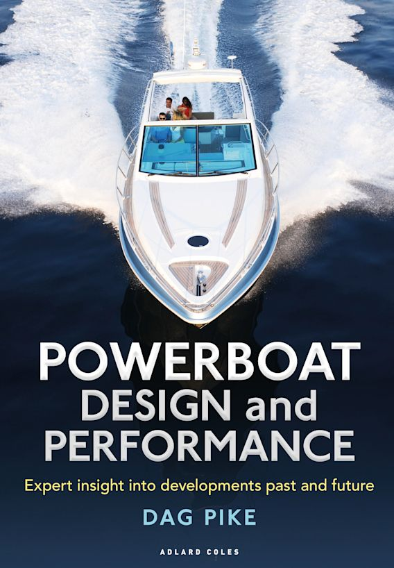 Powerboat Design and Performance cover