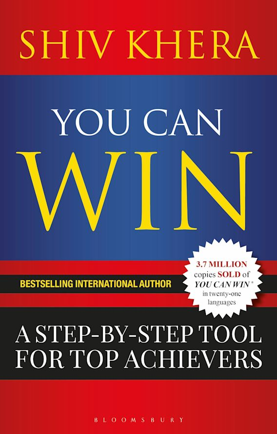 You Can Win cover