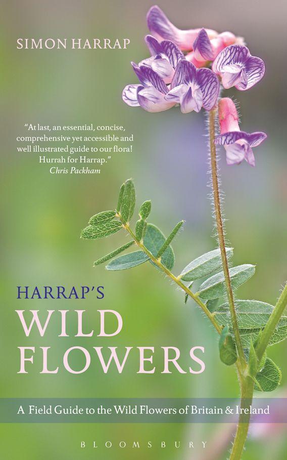 Harrap's Wild Flowers cover