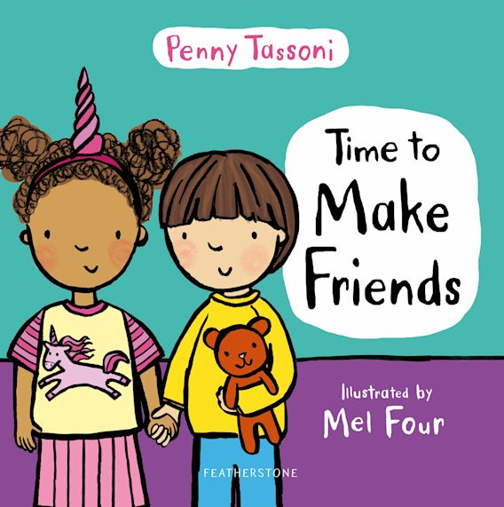 Time to Make Friends cover