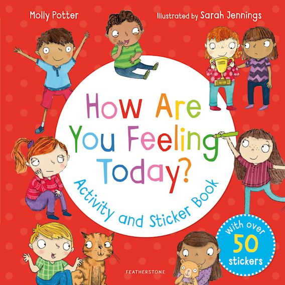 How Are You Feeling Today? Activity and Sticker Book cover