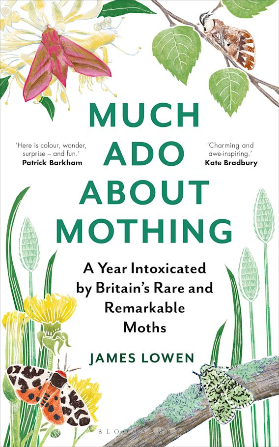 Much Ado About Mothing cover