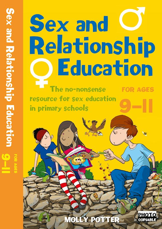 Sex and Relationships Education 9-11 cover