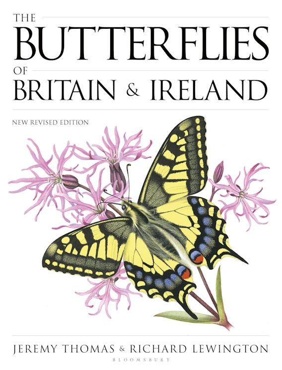 The Butterflies of Britain and Ireland cover