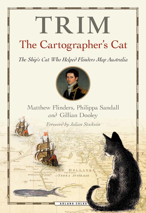 Trim, The Cartographer's Cat cover