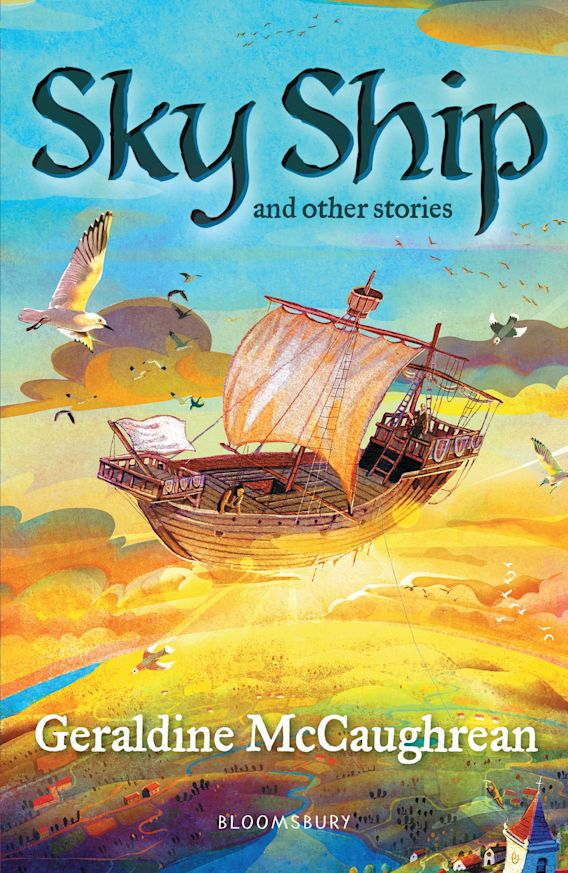 Sky Ship and other stories: A Bloomsbury Reader cover