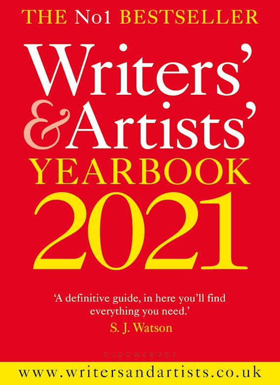 Writers' & Artists' Yearbook 2021 cover