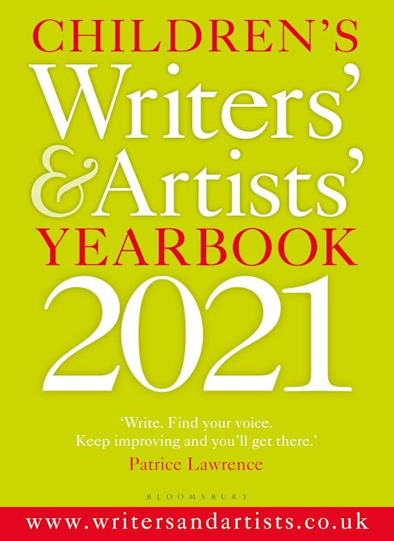 Children's Writers' & Artists' Yearbook 2021 cover