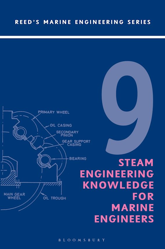 Reeds Vol 9: Steam Engineering Knowledge for Marine Engineers cover