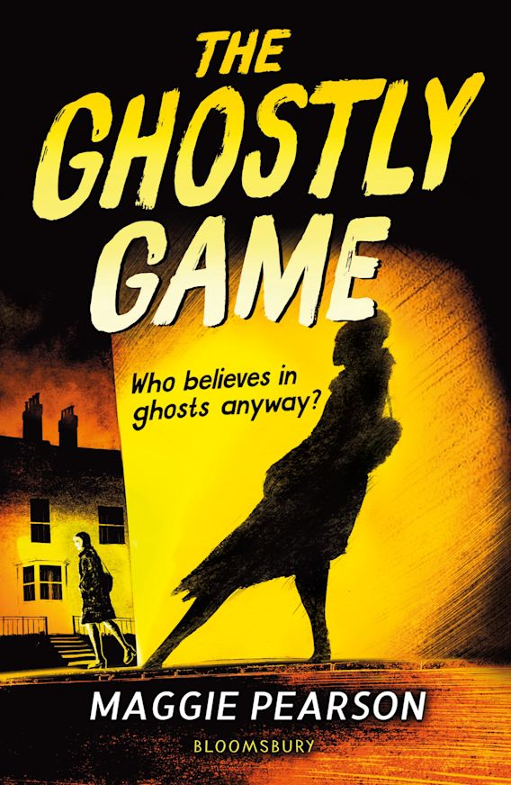 The Ghostly Game cover
