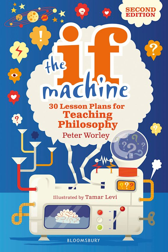 The If Machine, 2nd edition cover