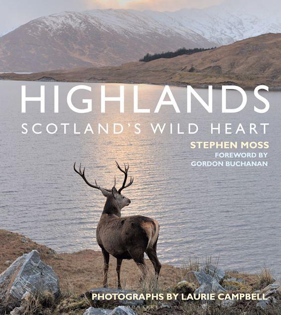 Highlands - Scotland's Wild Heart cover