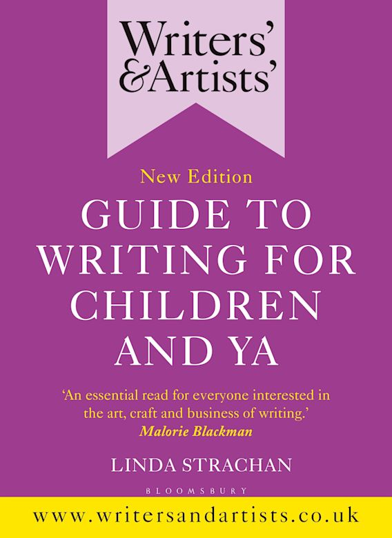 Writers' & Artists' Guide to Writing for Children and YA cover