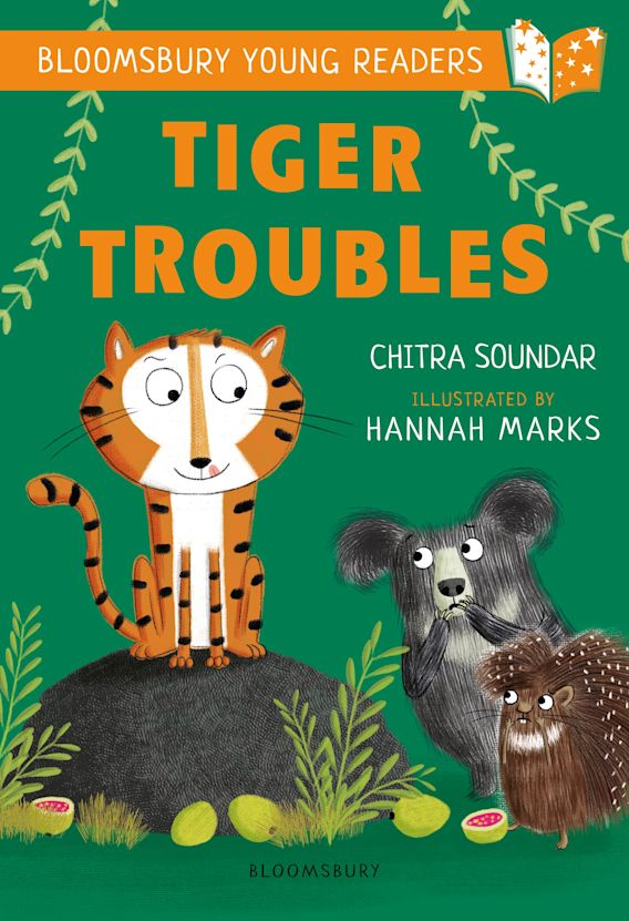 Tiger Troubles: A Bloomsbury Young Reader cover