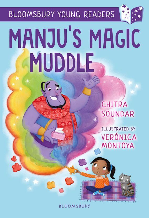 Manju's Magic Muddle: A Bloomsbury Young Reader cover